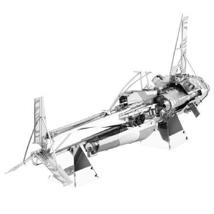 Star Wars Solo Metal Earth Enfy's Nests Swoop Bike Model Kit
